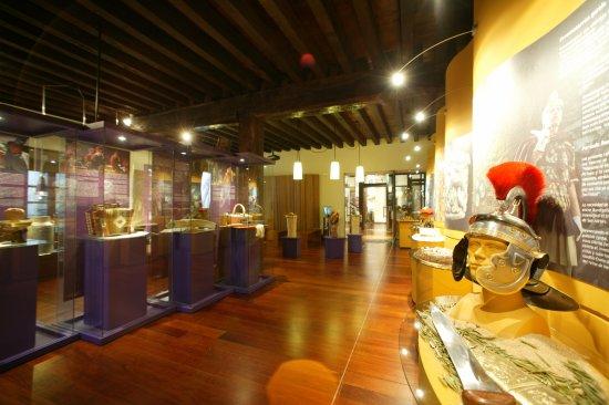 Ordizia, Spania: Centro de Interpretación del Goierri y Centro de Interpretación de la Gastronomía- Delikatuz