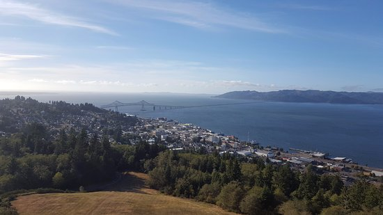 Astoria Column: View