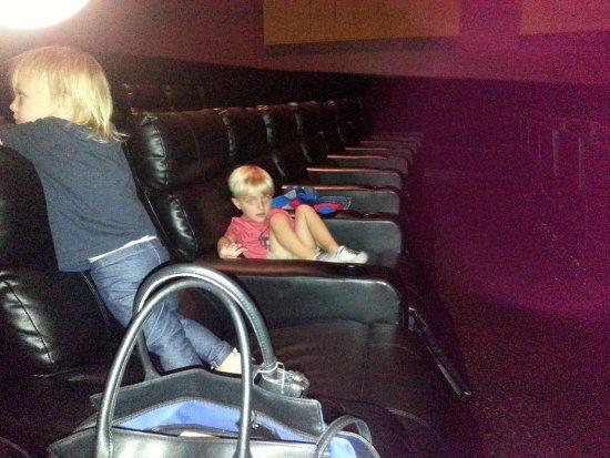 Bloomingdale, IL: electronic reclining lounge seats