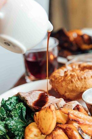 Sindlesham, UK: Sunday Roast