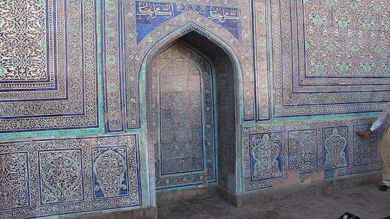Khiva, อุซเบกิสถาน: La porta verso la Mecca