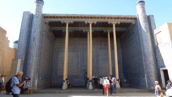 Khiva, อุซเบกิสถาน: Moschea estiva