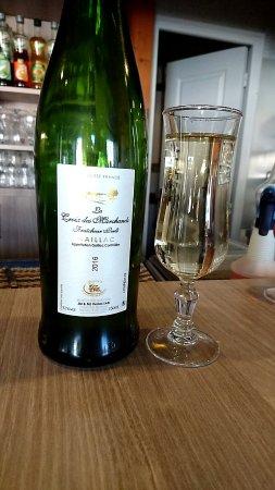 Saugues, France: Gaillac Blanc