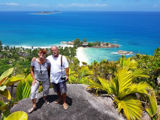 Aussichtspunkt Lemuria Resort Picture of Edelweiss Day Tours