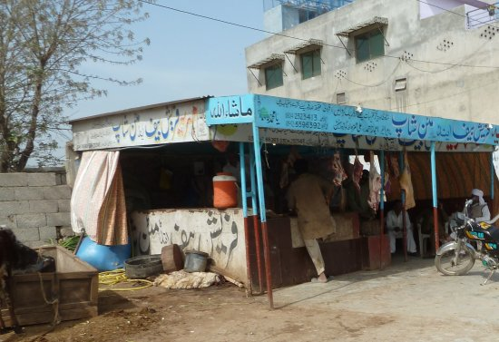 Territorio de la Capital Islamabad, Pakistán: Metzgerei