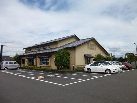 Miyakonojo, ญี่ปุ่น: 駐車場