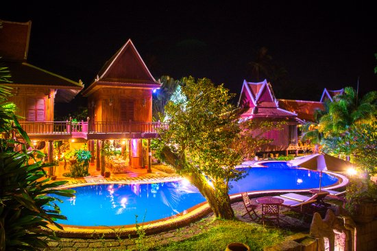 Palm House Boutique Resort Photo