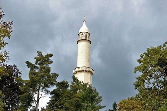 Lednice, Czech Republic: View of the Minaret 2