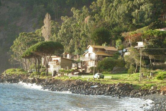 Isla Robinson Crusoe, Chile: Einige bessere Unterkünfte