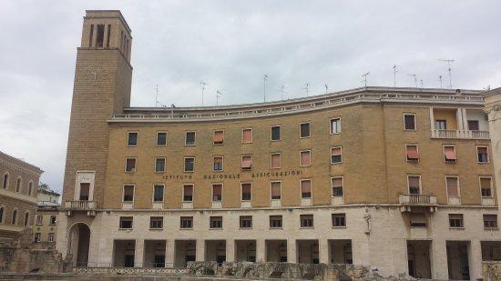 Palazzo dell'Istituto INA