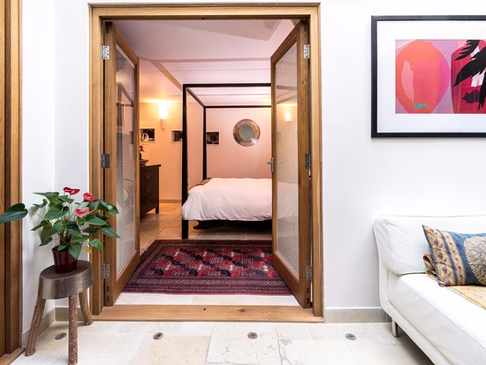 The Keep: Your Bedroom and Private Lounge