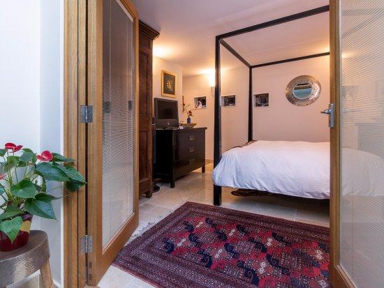 The Keep: Pilchard Press Bedroom