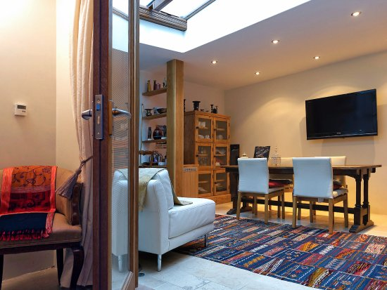 The Keep: Private Dining and Lounge Room Adjacent to your Bedroom