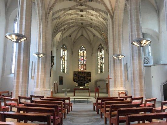 St. Petri-Pauli Kirche Zentrum Taufe Lutherstadt Eisleben