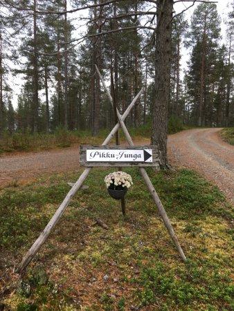 Куусамо, Финляндия: Sing to tje Pikku-Junga lodge
