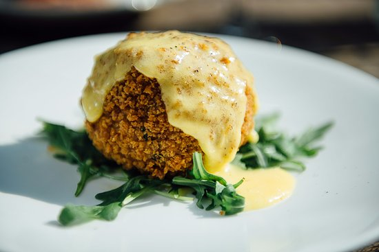 Berkhamsted, UK: Scotch Egg