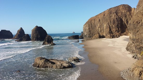 Oceanside, OR: Tunnel's Beach