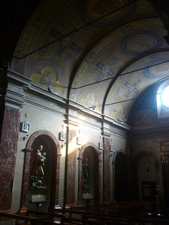 Chiesa Parrocchiale di San Lorenzo: parete laterale