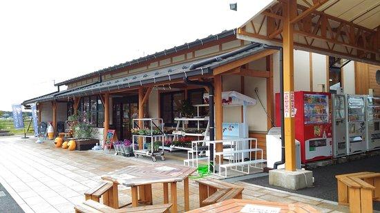 Michi-no-Eki Seseragi no Sato Kora