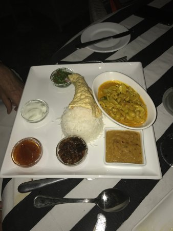 Paradise Road Tintagel Colombo: Wundervolles Currygericht