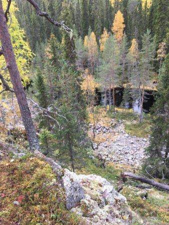 Suomussalmi, Suomi: Beautiful landscapes