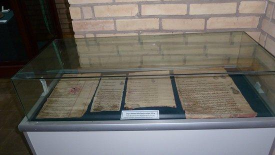 Citadel Kunya-ark: Scritture