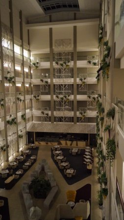 The Atrium from the 5th floor