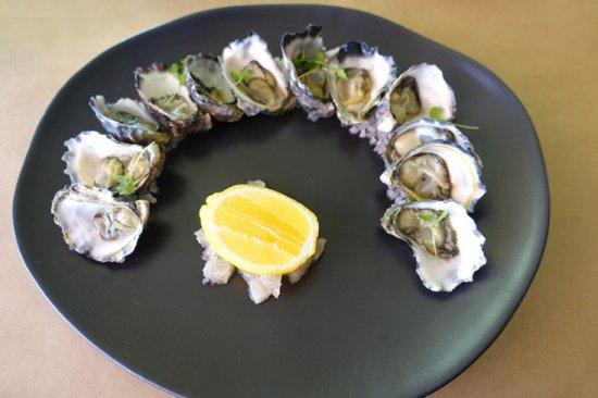 Murrumbateman, Australia: Oysters