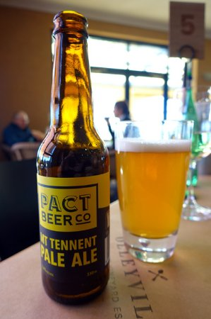 Murrumbateman, Australia: Beer