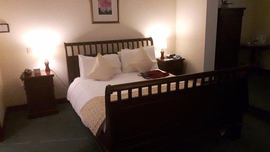 Oborne, UK: My bed Room 1