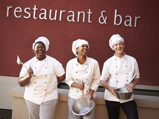 Nice Restaurant & Bar: We are thrilled to be educating young Namibians in the culinary arts!