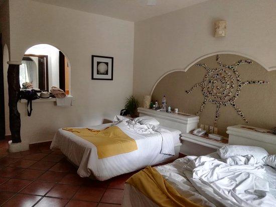 Hotel Riviera del Sol: Bonita y comoda