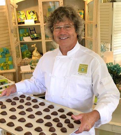 Darien, GA: Meet the Chocolatier!