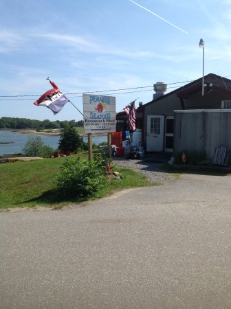 Pemaquid Seafood, Maine