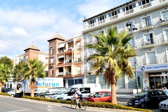 El Morche, Spanien: l'hôtel URBAN DREAM
