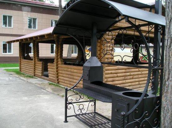 Krasny Bor, Nga: Мангальные места
