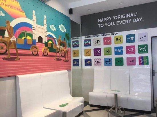 Natural Ice Cream Hyderabad Ground Floor Near Begumpet