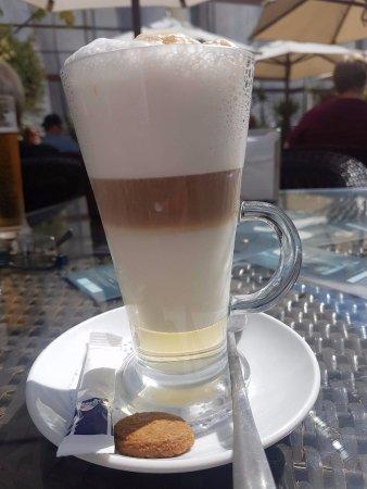 Cafe dos Macarones: Vanilla Latte