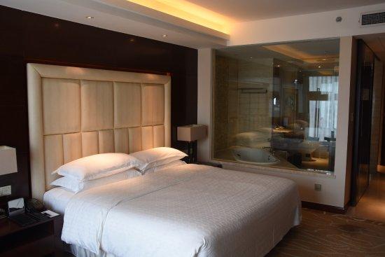 Sheraton Shanghai Hongkou Hotel: habitación