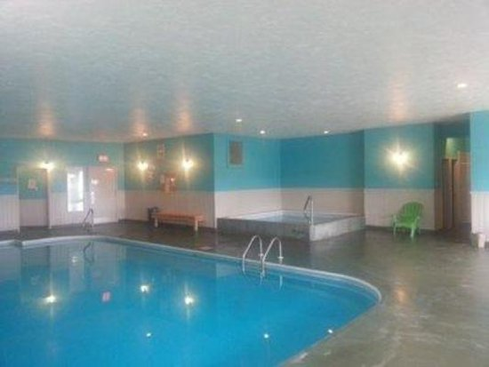 Sussex, Canada: Indoor Heated Pool, Whirlpool and Dry Sauna