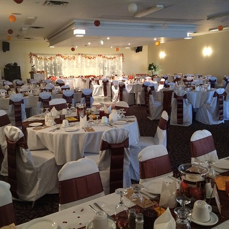 Sussex, Canada: Large Banquet Room