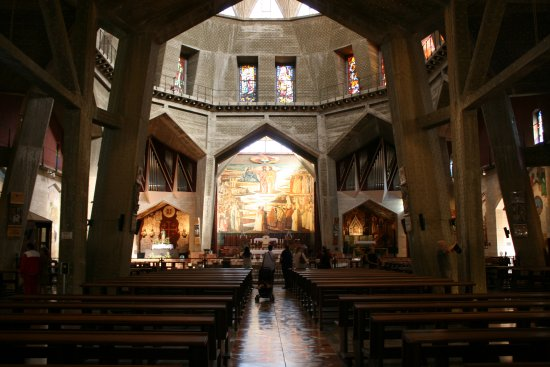 Rimonim Hotel Nazareth: The church in Nazareth