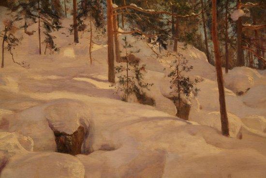 Turun taidemuseo: Экспонат