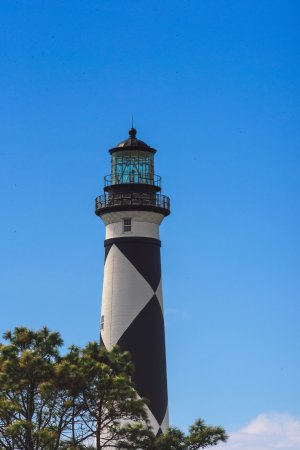 Beaufort, Kuzey Carolina: Cape Lookout