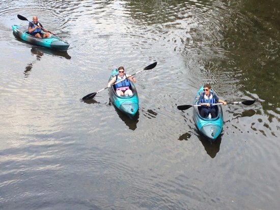 Mantua, OH: Breakaway Excursions offers many river trips locally in Northeast, Ohio