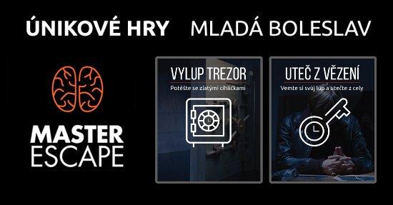 MasterEscape Mlada Boleslav