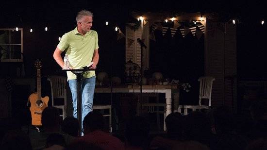 Carrollton, GA: You can expect Shannon Lovelady, our Lead Pastor, to teach with passion and authenticity.