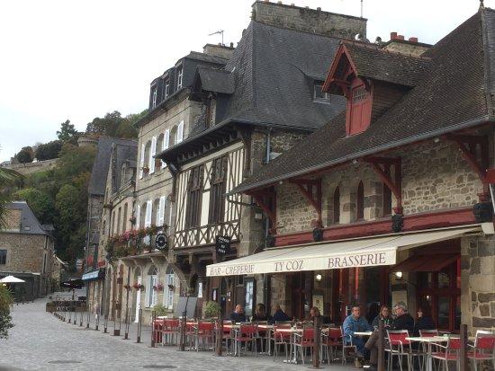 Dinan, France: Canal d'Ille-et-Rance