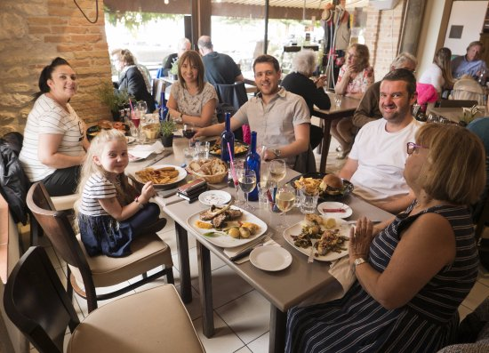 A Good Place For Family Eating Picture Of La Terrasse Du