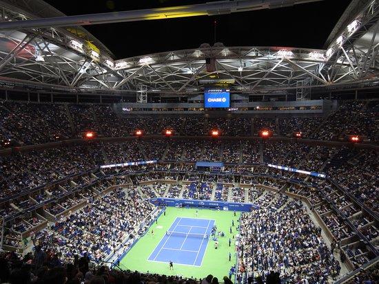 Madison Square Garden: Arthur Ashe Stadium (New York City): Aggiornato 2018